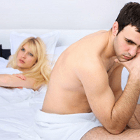 Disfunctia erectila, de la simptom la cauza a depresiei