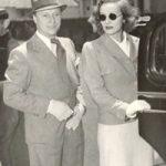 Marlene Dietrich & Rudolf Sieber –  cuplul petrecaret al cabaretelor