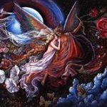 Povestea de dragoste dintre Psiheea si Eros