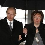 Divortul anului: Vladimir Putin divorteaza de sotia sa