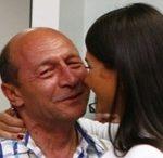 Traian Basescu va fi bunic de fetita