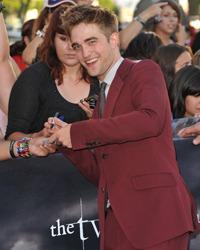 Robert Pattinson, din nou indragostit