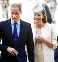 Printul William si Kate Middleton au devenit parinti
