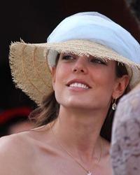 Charlotte Casiraghi, fiica printesei Caroline de Monaco, este insarcinata