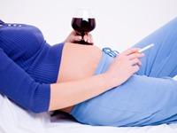 riscurile fumatului in timpul sarcinii