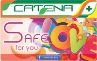 SUPER-REDUCERI IN FARMACIILE CATENA PRIN NOUL CARD SAFE FOR YOU!