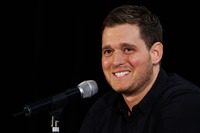 Michael Buble a devenit tata
