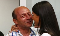 Presedintele Traian Basescu a devenit bunic