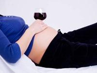 consumul de alcool si droguri in sarcina