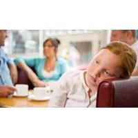 depresia la copil