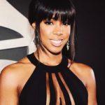 Kelly Rowland se pregateste sa imbrace rochia de mireasa