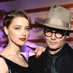 Johnny Depp si Amber Heard s-au logodit