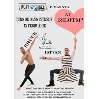 Moty Dance si Love is The Movement va invita la dans in luna iubirii!