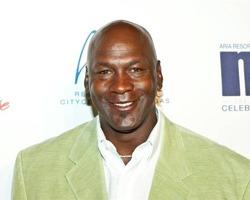 Michael Jordan a devenit tatic de gemeni