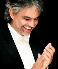 Andrea Bocelli s-a casatorit pentru a doua oara