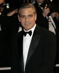 George Clooney a stabilit data nuntii