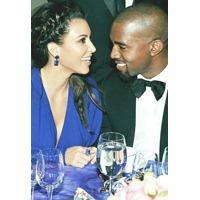 Kim Kardashian si Kanye West s-au casatorit