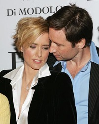 David Duchovny si Tea Leoni au divortat