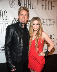 Avril Lavigne si Chad Kroeger divorteaza