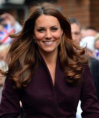 Ducesa de Cambridge a plecat de la Palat
