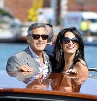 George Clooney s-a casatorit