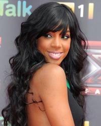 Kelly Rowland a pozat nud in ultima luna de sarcina