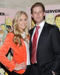 Eric Trump, fiul miliardarului Donald Trump, s-a casatorit