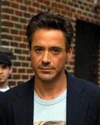 Robert Downey Jr a devenit tata pentru a treia oara
