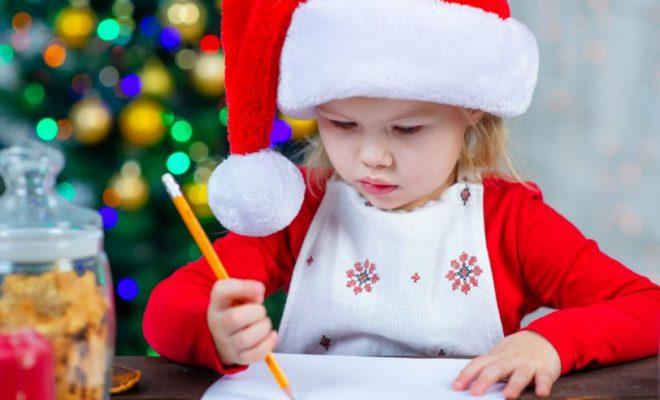Impactul lui Moş Crăciun asupra copiilor.