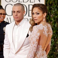 Jennifer Lopez si Casper Smart, din nou impreuna