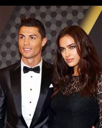 Irina Shayk si Cristiano Ronaldo s-au despartit