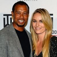 Tiger Woods si Lindsey Vonn s-au despartit