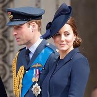 Kate si William au anuntat numele micutei printese