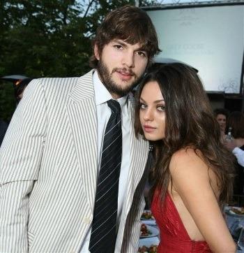 Mila Kunis si Ashton Kutcher s-au casatorit