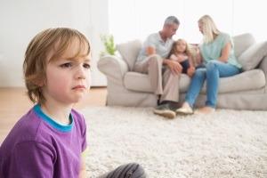 Privarea de afectiune: efecte asupra copilului