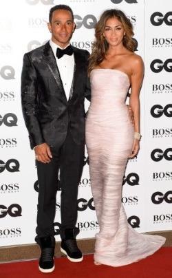 A patra oara cu noroc: Nicole Scherzinger si Lewis Hamilton s-au impacat
