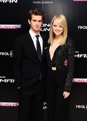Emma Stone si Andrew Garfield s-au despartit