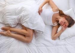 Durerea abdominala post-partum