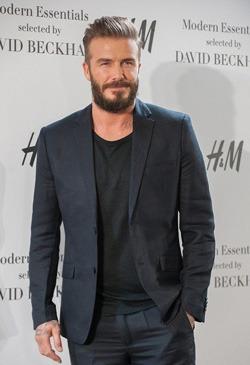 David Beckham, cel mai sexy barbat din lume