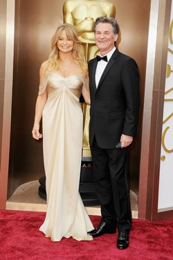 Goldie Hawn si Kurt Russell se casatoresc