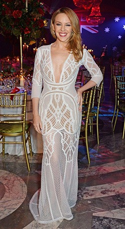 Kylie Minoguese marita?