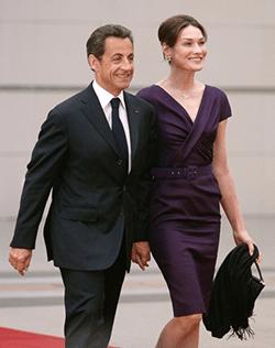 Carla Bruni si Nicolas Sarkozy divorteaza