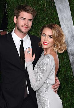Miley Cyrus si Liam Hemsworth, din nou impreuna?