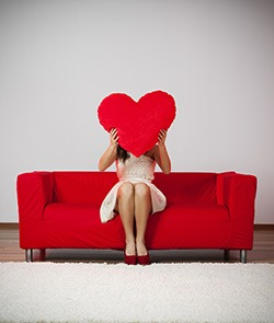 Singura de Valentine's Day? Scapa de depresie!