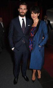 Jamie Dornan a devenit tatic pentru a doua oara