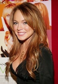 Lindsay Lohan are un nou iubit