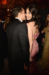 Katy Perry si Orlando Bloom, un nou cuplu la Hollywood