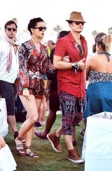 Orlando Bloom si Katy Perry s-au logodit in secret