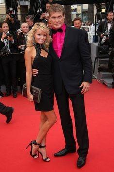 David Hasselhoff s-a logodit