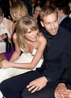 Taylor Swift si Calvin Harris s-au despartit